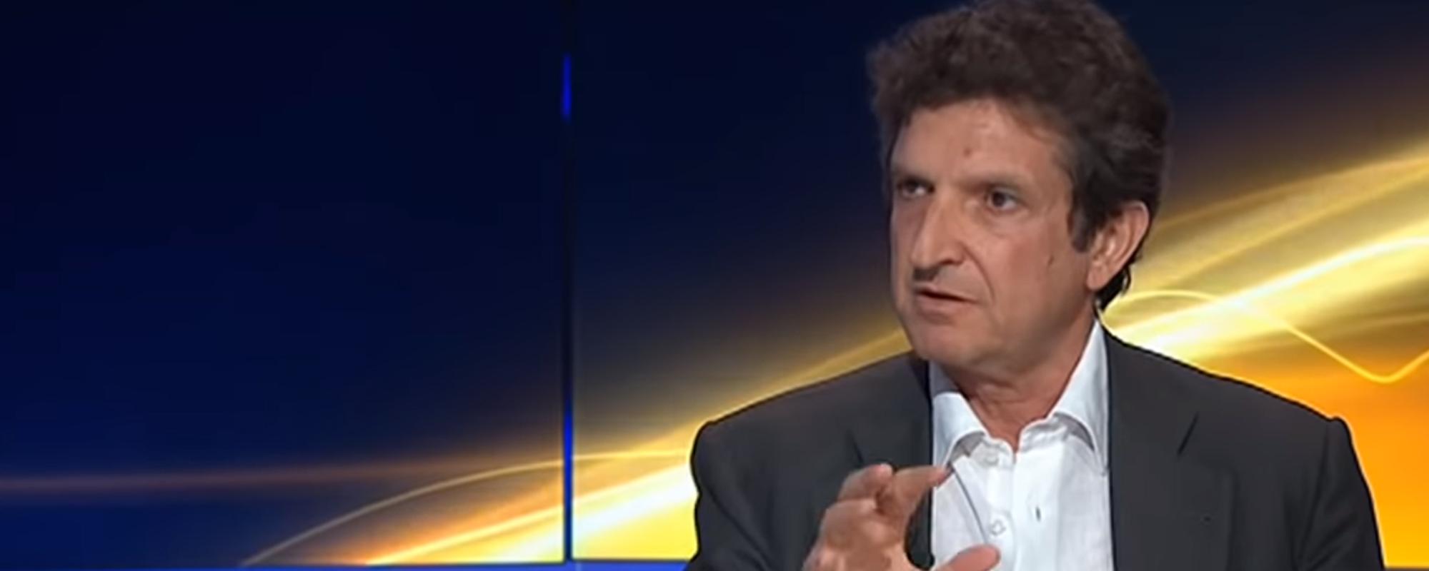 Giuseppe Scognamiglio at Aljazeera Mubasher Channel
